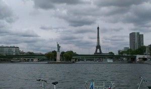 Paris inlopp