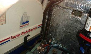 Dieselgeneratorn är tillbaka