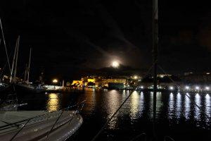Måne över Valletta